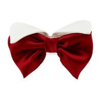 Pet Tuxedo Collar and Bow Tie