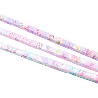Buy Sanrio BonBonRibbon Printed 2B Pencil Set of 3 at ARTBOX