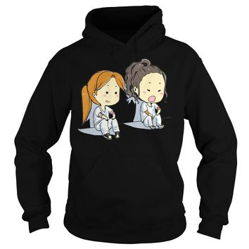 Grey's anatomy you're my person shirt Hoodie