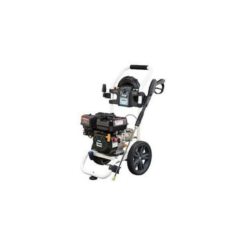 Pulsar Products Gas-Powered 3100 PSI Power Pressure Washer with Hose