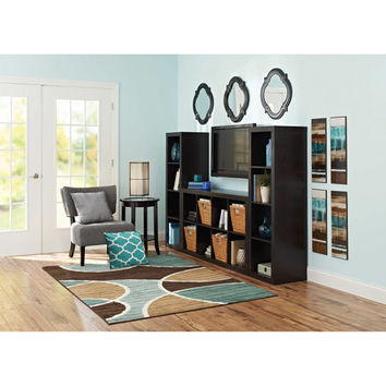 Walmart: Better Homes and Gardens 16-Cube Organizer, Wall Unit, Multiple Colors