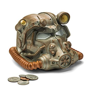Fallout Power Helmet Bank