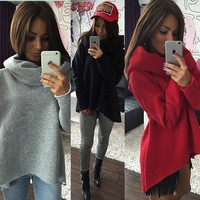 Christmas clothes 2016 New Arrival Women Winter Hoodies