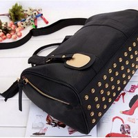 Bottom Studded Bag