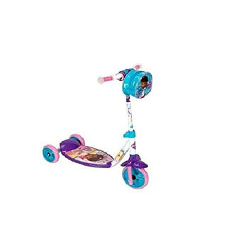 Huffy Disney Doc McStuffins 3 Wheel Scooter