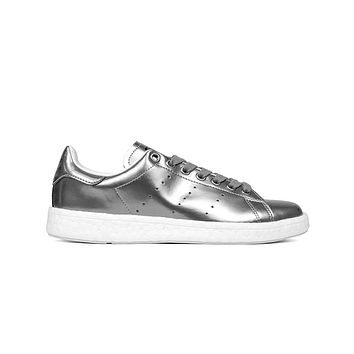 adidas Women Stan Smith Boost Silver BB0108
