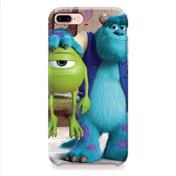 Monsters Inc sulley holding mike iPhone 8 | iPhone 8 Plus Case