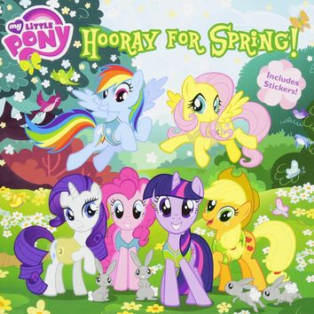 Hooray for Spring! My Little Pony STK