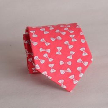 Stylish Fulled Bows Pattern Tie For Men