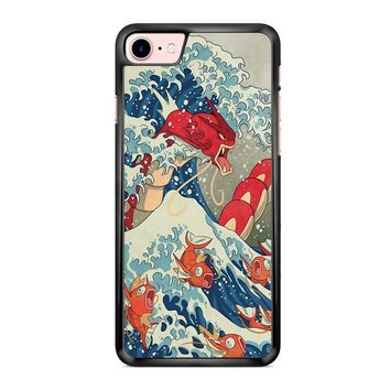 The Great Wave Off Kanto 2 iPhone 7 Case