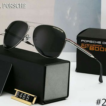 Porsche 2018 Trendy Men's Polarized Sunglasses F-A-SDYJ #2