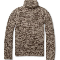 Belstaff Lewiston Chunky-Knit Cashmere Rollneck Sweater | MR PORTER