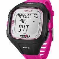 Timex Ironman Easy Trainer GPS Watch at SwimOutlet.com - Free Shipping