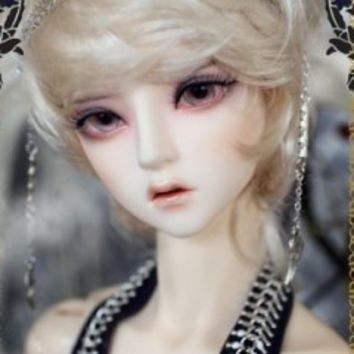 Eden, 61cm Little Monica Boy - BJD Dolls, Accessories - Alice's Collections