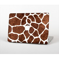 "The Real Giraffe Animal Print Skin Set for the Apple MacBook Pro 15"" with Retina Display"