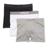 Levi's Men's Assorted Boxer Briefs (3 PK) -