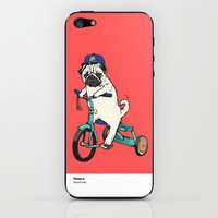 Haters iPhone & iPod Skin by Huebucket