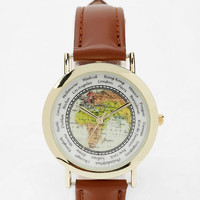 Urban Outfitters - World Map Watch