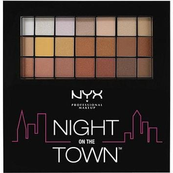 NYX Night Of The Town Palette