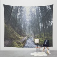 Damped feelings Wall Tapestry by HappyMelvin | Society6