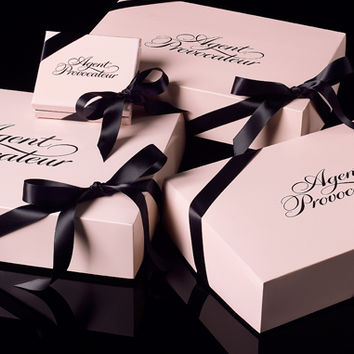 Gift Vouchers at Agent Provocateur: Luxury Lingerie, Nightwear, Swimwear & Hosiery