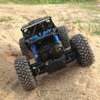 RC Car 2.4G 4CH 4WD Rock Crawlers 4x4 Driving Car Double Motors Drive Bigfoot Car Remote Control Car