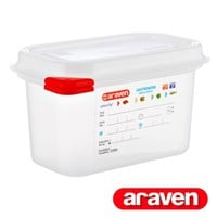 03021 GN1/9 PP airtight container 1L