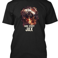 GOD STAFF JAX League of Legends