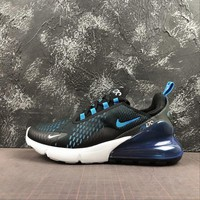 """Nike Air Max 270 """"Blue Fury"""" Running Shoes - Best Online Sale"""