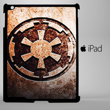 game Imperial Logo Stone iPad 2, iPad 3, iPad 4, iPad Mini and iPad Air Cases - iPad