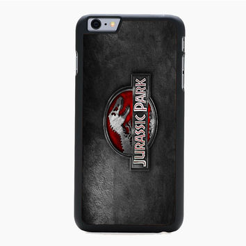 jurassic park logo For HTC One M7 M8 | M9 Case