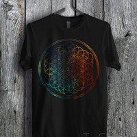 Bring Me The Horizon Sempiternal - zzLa Unisex T- Shirt For Man And Woman / T-Shirt / Custom T-Shirt