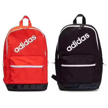 ADIDAS College wind sports outdoor leisure bag computer bag travel bag Shoulder Backpack G-A-GHSY-1-1