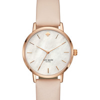 metro hybrid smart watch | Kate Spade New York