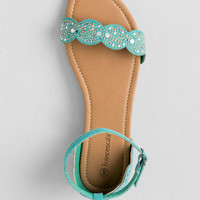 Shellie Embellished Sandal