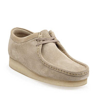 Wallabee-Men in Sand Suede - Mens Shoes from Clarks