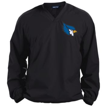 High Point Pullover V-Neck Windshirt