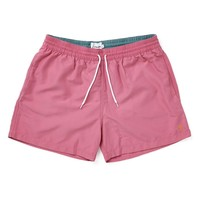 Farah Vintage Swim Shorts in Pink - Swimming Trunks - Clothing | Shop for Men's clothing | The Idle Man
