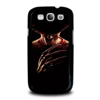 freddy krueger 2 samsung galaxy s3 case cover  number 1