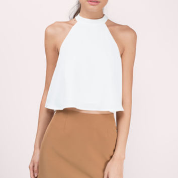 Flow With Me Crop Top