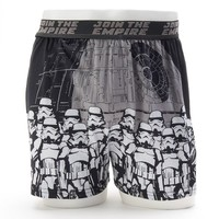 Star Wars Storm Trooper Boxers