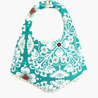 Boho Bib - Mint by NOPE Kidswear
