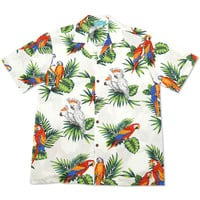 cocotoo white hawaiian cotton shirt