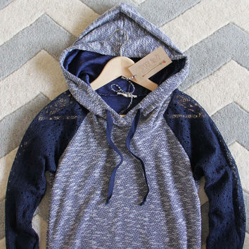 Spool Active Lacey Hoodie