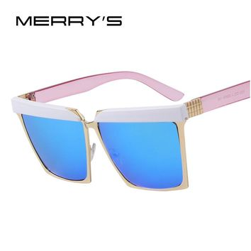 MERRY'S Fashion Women Birds Eyebrows Summer Style Sun Glasses Summer Style Brand Sunglasses Oculos de sol UV400
