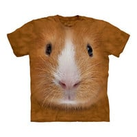 Big Face Guinea Pig T-Shirt - buy at Firebox.com