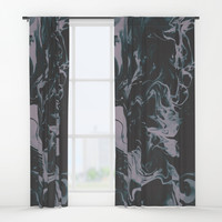 Subconscious Window Curtains by duckyb