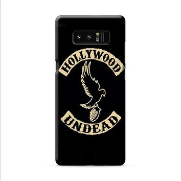 Hollywood Undead Logo Samsung Galaxy Note 8 case