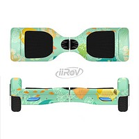 The Colorful Bright Saltwater Fish Full-Body Skin Set for the Smart Drifting SuperCharged iiRov HoverBoard