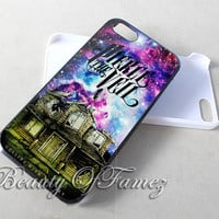 Pierce The Veil Band Nebula Sky for iPhone 4, iPhone 4s, iPhone 5, iPhone 5s, iPhone 5c Samsung Galaxy S3, Samsung Galaxy S4 Case